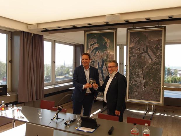 Tom Hautekiet is de nieuwe ceo van de haven van Zeebrugge