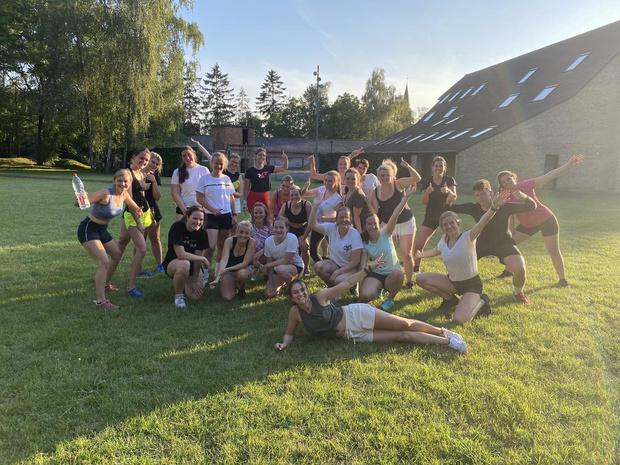 Zita organiseert work-outsessies op Hernieuwenburg
