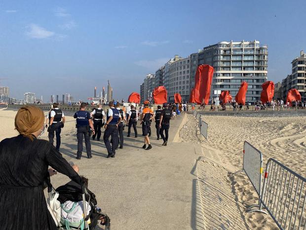 Tumult op strand, zeedijk en centrum in Oostende: vele incidenten zinderen na