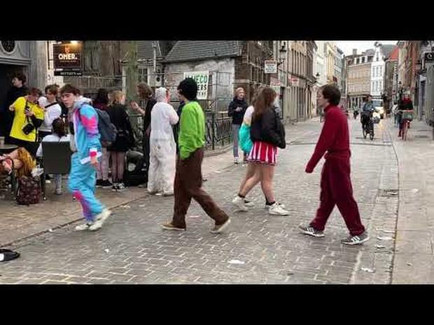 100-dagenviering Brugge