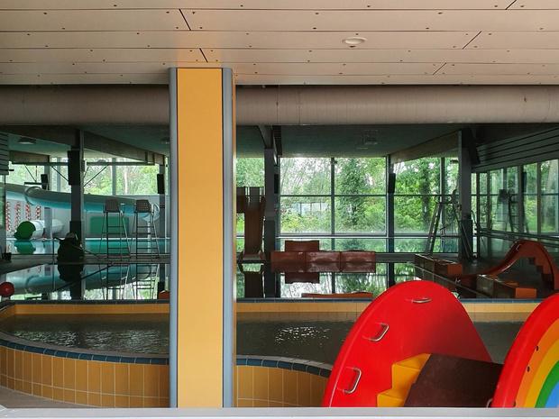 Zwembad Lagaeplein wellicht open tot 2028