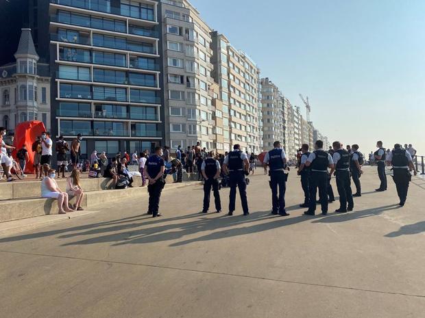 Politie is klaar voor 'Mars tegen straffeloosheid' in Oostende
