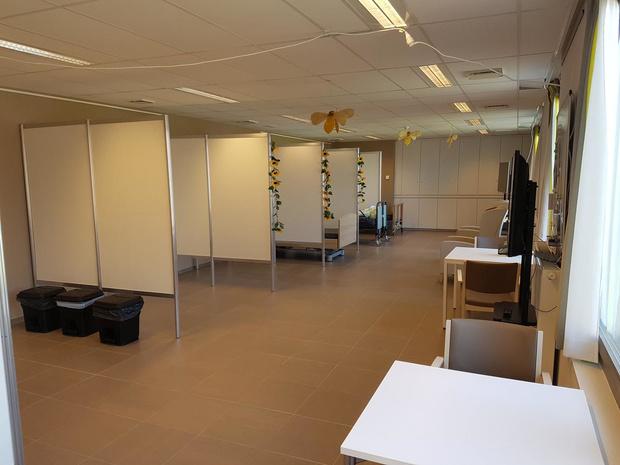 WZC De Boomgaard in Langemark voorziet aparte afdeling voor mogelijke uitbraak corona