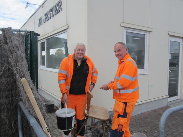 Erik (59) van technische dienst in Ruiselede gaat met pensioen