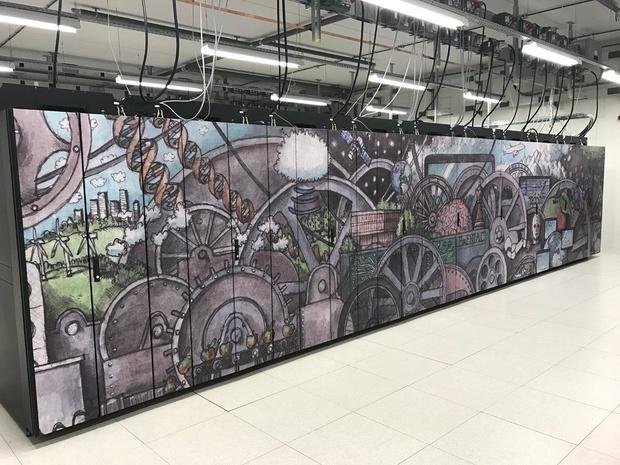 België zet supercomputer in tegen het coronavirus
