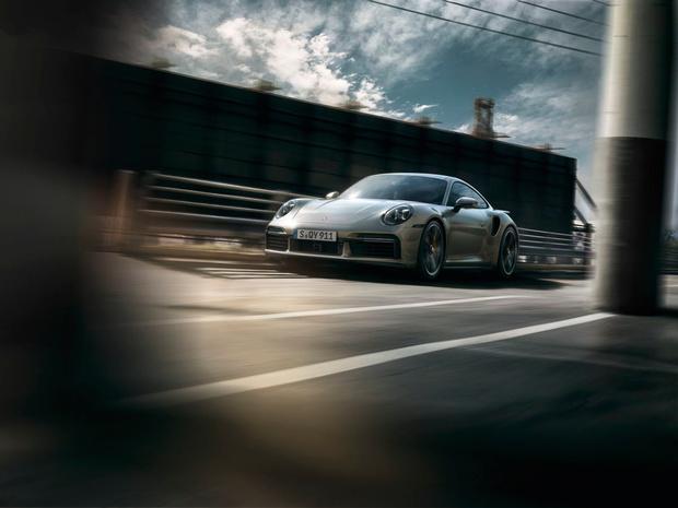 Porsche presenteert nieuwe 911 Turbo S