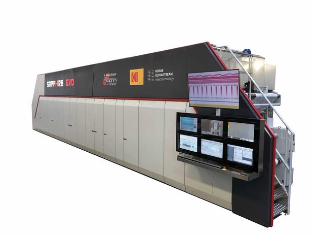 Kodak: platen, CTP en continuous inkjet