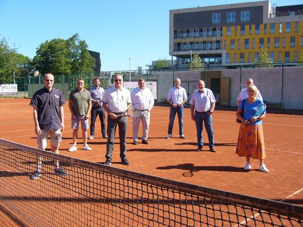 Waregem Gaver Tennis Club organiseert dit weekend tornooi