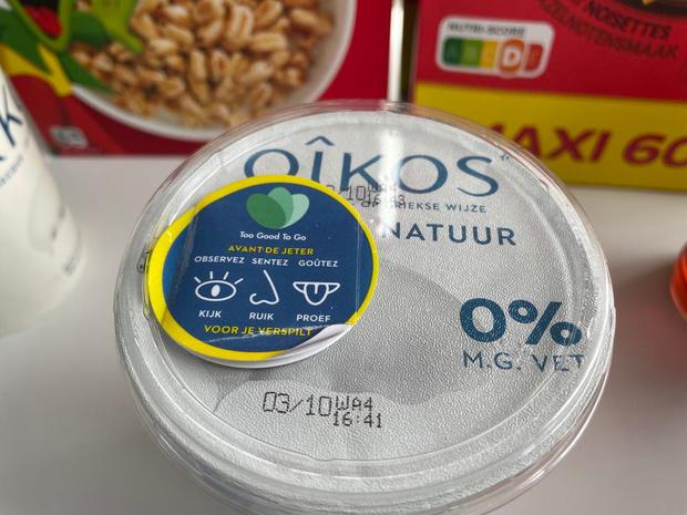 Too Good To Go lanceert nieuw verpakkingslabel om voedselverspilling tegen te gaan