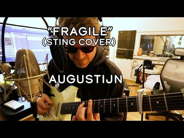 'Fragile' [Sting], West-Vlaamse cover door Augustijn [2020]