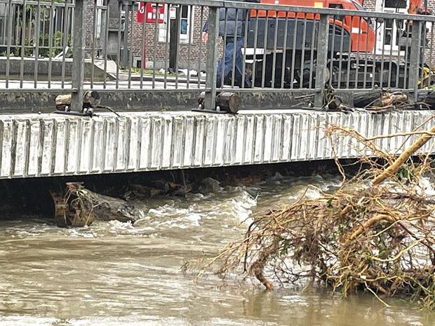 Inondations: mauvaises nouvelles immobilières, aussi en Flandre