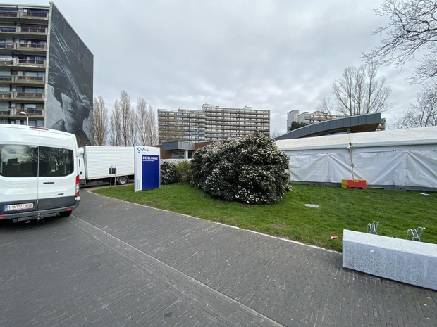OC De Blomme in Oostende wordt tijdelijk triagepunt voor huisartsen