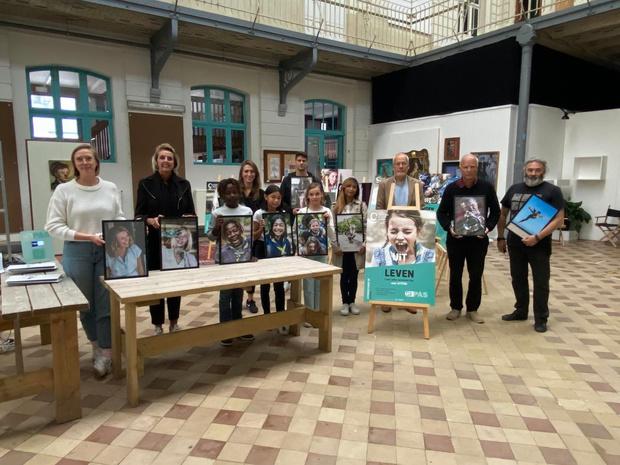 Tien Oostendenaars vormen het gezicht van de UITPAS-campagne