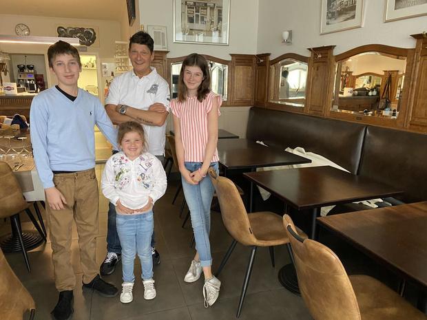 Familie Boucquez runt al 50 jaar het bekende restaurant Adelientje