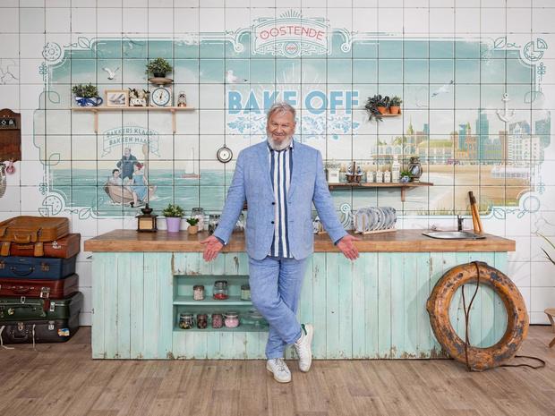 """Wim Opbrouck in Bake Off Vlaanderen: """"Ik werd meer dan anders emotioneel geraakt"""""""