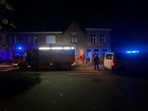 Rookdetector bewijst nut bij brand in Assebroek