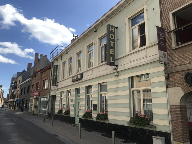 Bekend hotel en feestzaal Ten Putte in Gistel over te nemen