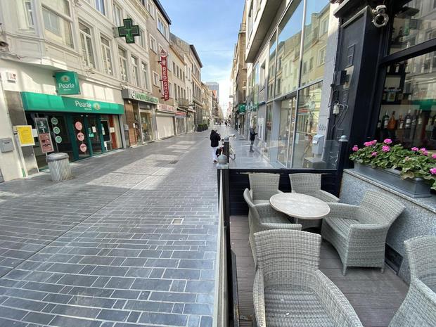 Burgemeester Bart Tommelein legt eerste klemtonen voor herlancering Oostende na de coronacrisis