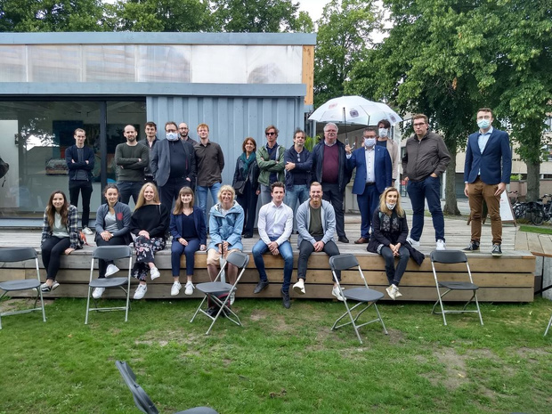 Pre-Triënnale Brugge van start in hedendaags PLATFORM