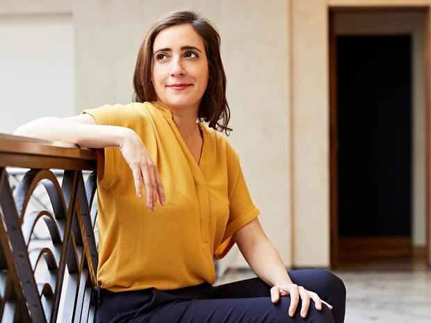 Club Congé met Louma Salamé van de Stichting Boghossian: 'Ik wil zo snel mogelijk weer naar Beiroet'