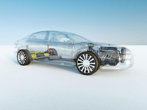 Hebben elektrische wagens een betere wegligging?
