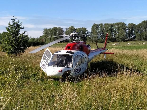 Zwaargewonde bij ongeval met speed pedelec in Diksmuide