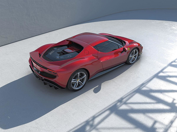 Ferrari 296 GTB: Le retour du V6