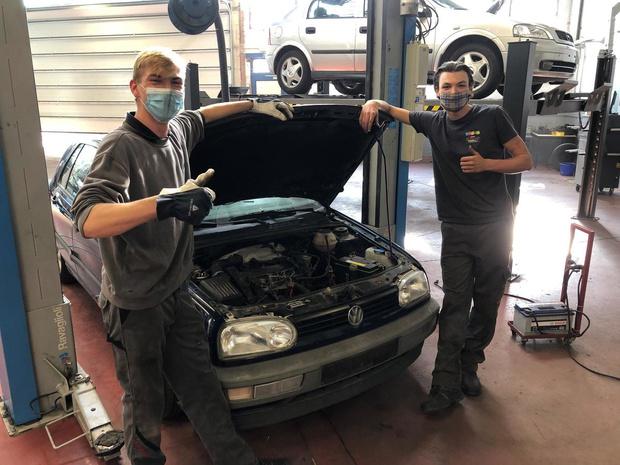 Auto herstellen? Dat kan voortaan in Garage VTI Menen