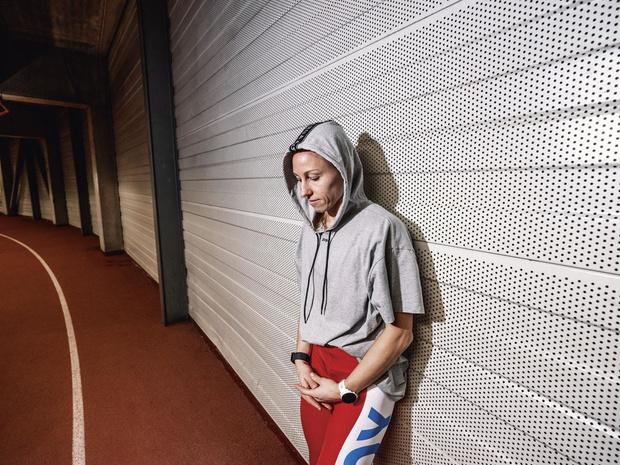 Eline Berings: 'Het gevoel om te mógen verliezen is essentieel om te kunnen winnen'