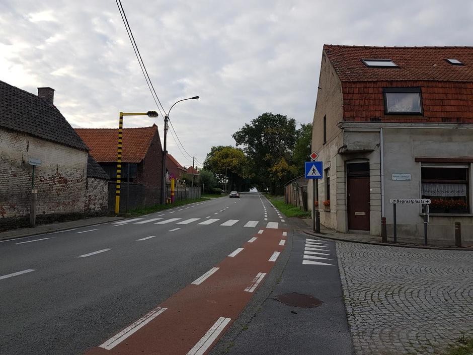 120 onteigeningen nodig voor veilige fietspaden langs N382 in Anzegem