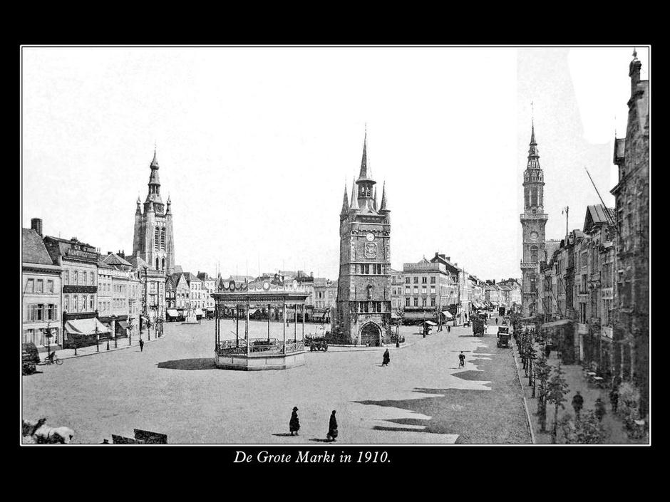 Kortrijk is decor voor unieke oorlogsroman van Nederlandse auteur