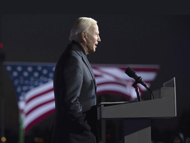 'President van alle Amerikanen'
