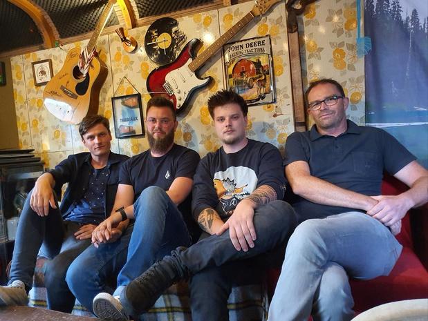 Heulse rockband Bèta lanceert tweede album 'Panorama'