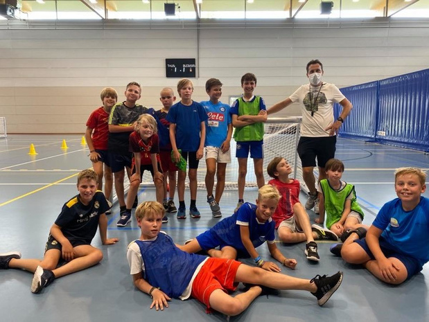 Kinderen in Ardooie beleven een sportieve zomer vol initiaties