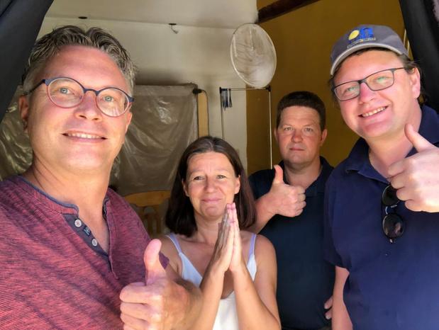Koffers gepakt, maar repatriëring blijft uit voor vier Kuurnenaren in Nicaragua