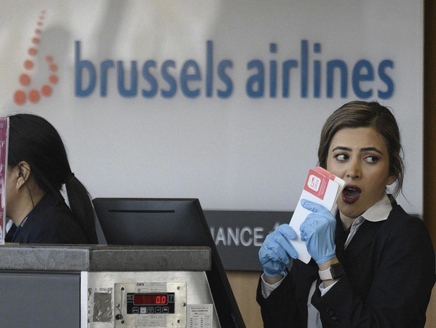 Brussels Airlines veut aboutir à un accord sur la restructuration d'ici la fin mai