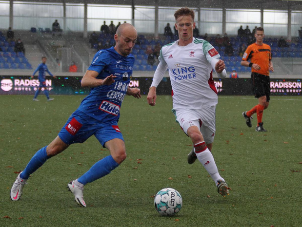 Knokke is evenknie van OHL, maar verliest toch met 0-2