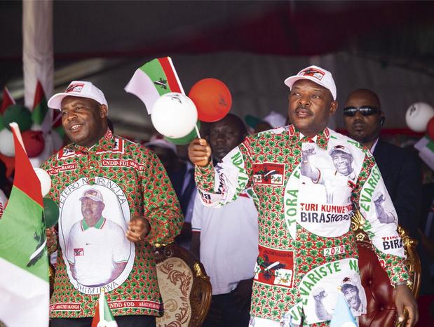 """Burundi: le successeur du président Nkurunziza s'engage à """"poursuivre son oeuvre"""""""