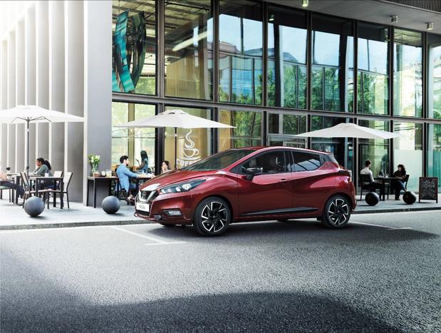 Remise à niveau pour la Nissan Micra