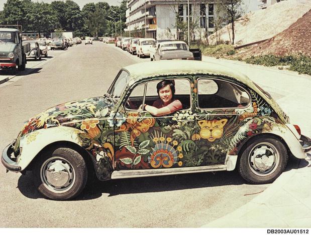 Iconen van Volkswagen