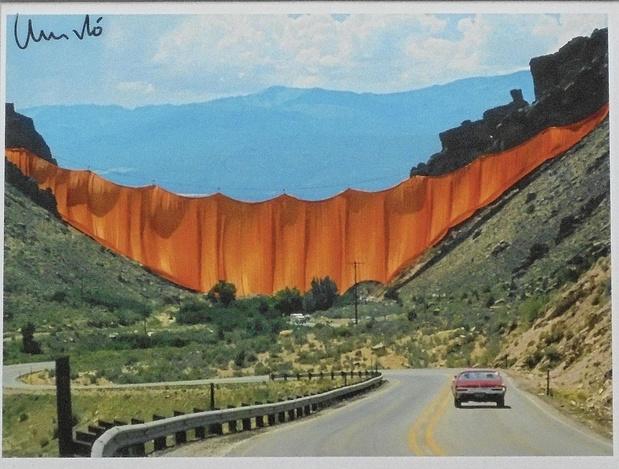 3 Kijk Christo's Valley Curtain