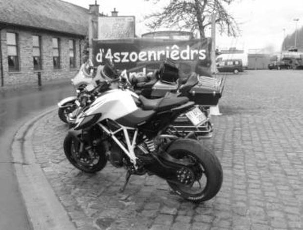 Ardooise motards schrappen vijftiende editie