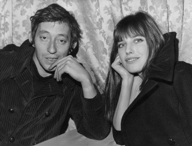 Tekst en Melody van Gainsbourg