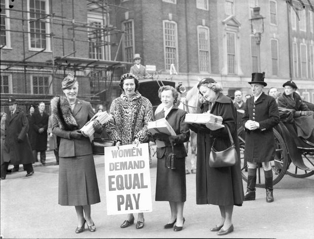 Les Couturières contre Ford: la guerre des sexes