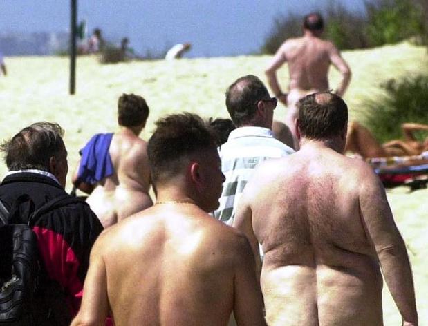 Geen naaktstrand deze zomer in Bredene