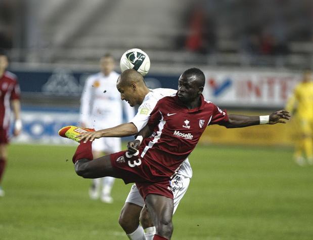 Quand Sadio Mané découvrait l'Europe au FC Metz