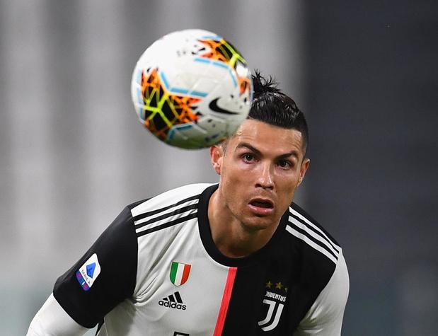 Vizier op de vedette: Cristiano Ronaldo