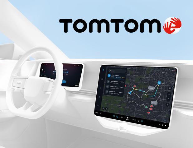 TomTom revoit ses prévisions à la baisse en raison de la pénurie de puces automobiles