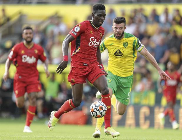 Ismaïla Sarr - club: Watford FC
