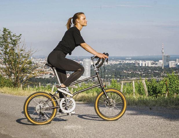 Un cyclo de poche taillé pour la rando